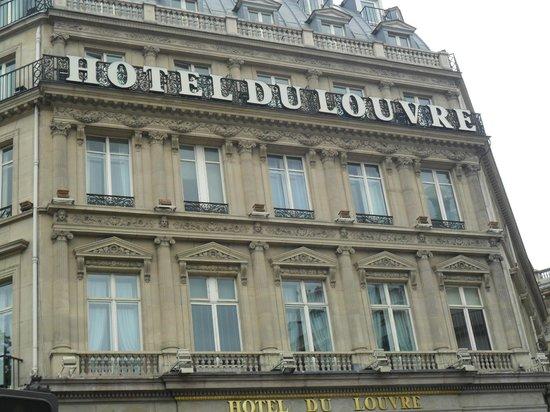 Hotel Near The Museum Picture Of Louvre Paris Tripadvisor