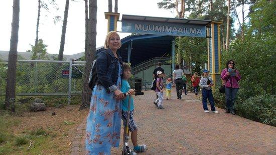 Moominworld (Muumimaailma): Вперед к Мумми-троллям