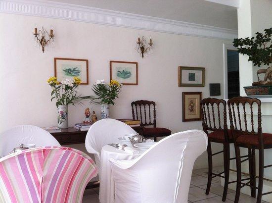 Hotel Dorion: Sala colazione
