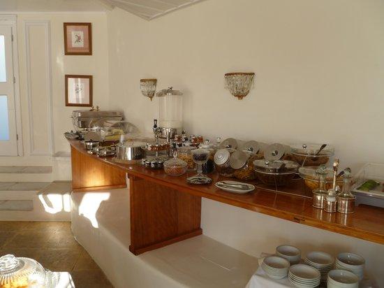 Hotel Dorion: Angolo colazione