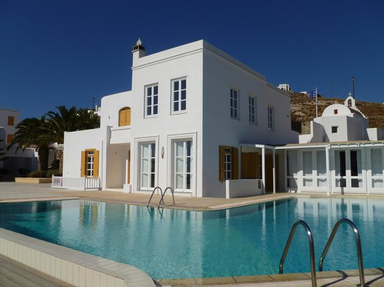 Hotel Dorion: La piscina grande