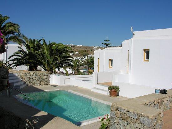 Hotel Dorion: Altra piscina