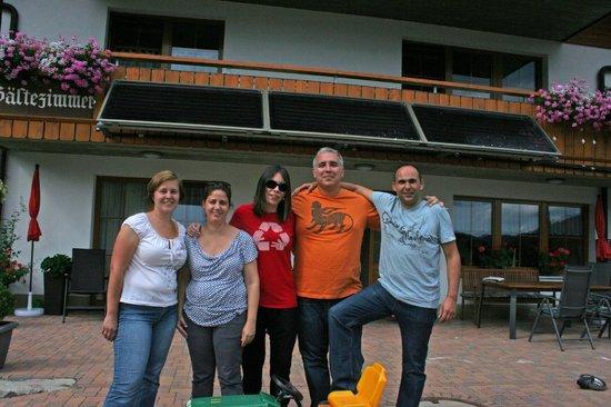 Gästehaus Sonnhalde: Perfect hospitality - with Stefanie