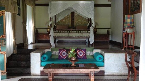 "Villa Orchid Bali: Wohn/ Schlafraum ""Frangipani"""