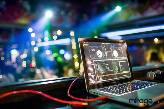 Mirage Hotel : 12F 音樂餐廳