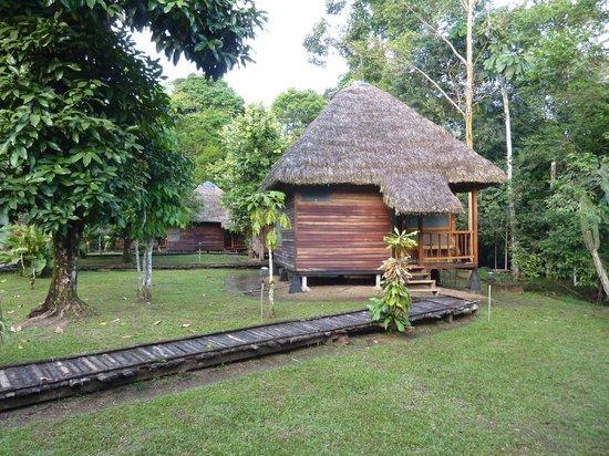 Sani Lodge: esterno dell'alloggio