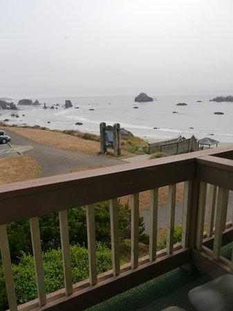 Bandon Beach Motel: Blick auf die Bucht