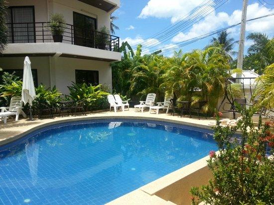 Soleil d'Asie Residence: piscine