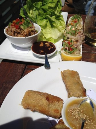 Butterfly - Embarcadero: Asian Fusion Food, yum