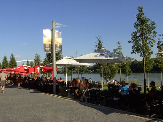 LOFT Hotel Bratislava: Good bars