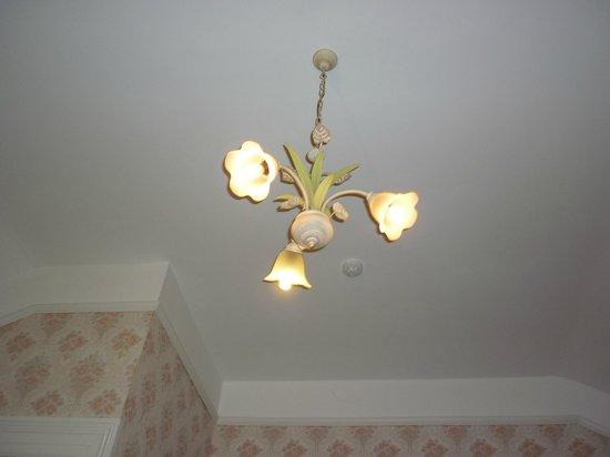 Carriglea House: Deckenlampe