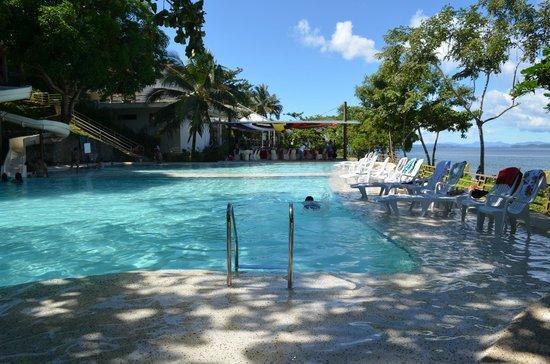 Almont Beach Resort: the pool