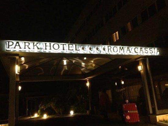 Park Hotel Roma Cassia : エントランス
