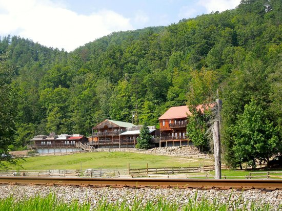 French Broad Outpost Ranch : The FBO Ranch