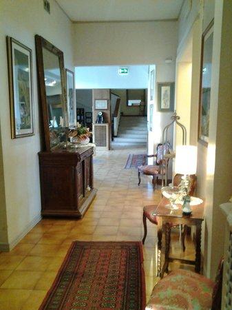 Grand Hotel Fagiano Palace : Hall / reception