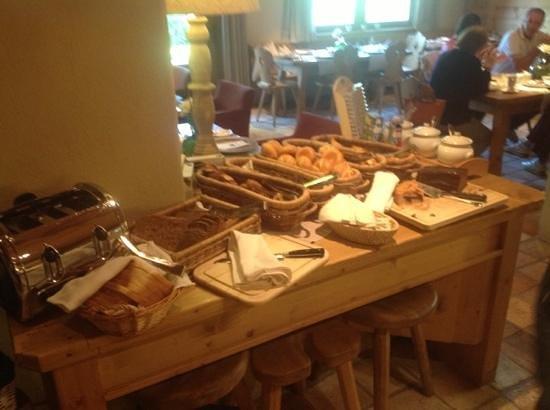 Hotel Princess Bergfrieden: breakfast2