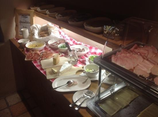 Hotel Princess Bergfrieden: breakfast3