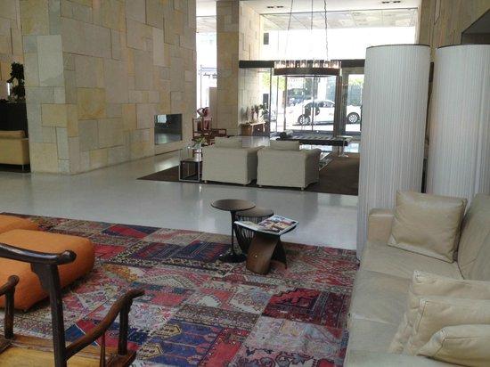 Mamilla Hotel: Lobby