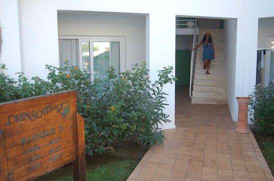 Prinsotel La Caleta : ingresso al blocco 3