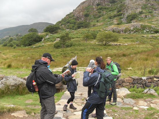 Peak Mountaineering Day Tours: Navigation Course August 2013