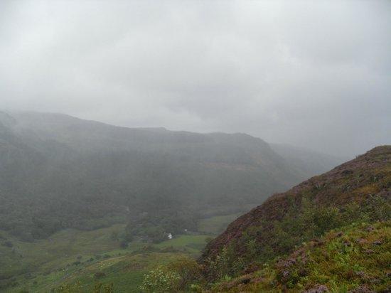 Peak Mountaineering Day Tours: Lashing it down with rain!