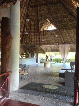 Hotel Villa Mercedes Palenque: la hall