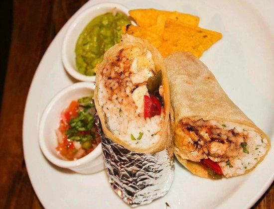 Sugar Bar: Our delicious Burritos