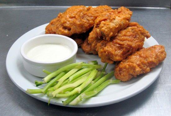 Sugar Bar: Buffalo Chicken wings