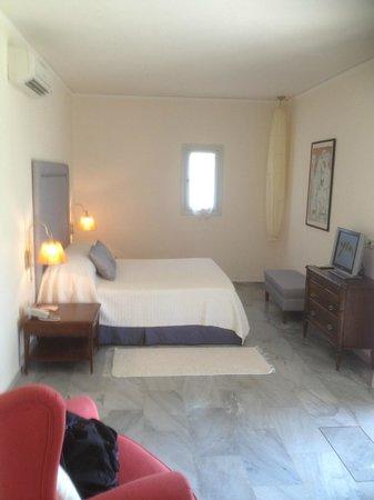 Yria Island Boutique Hotel & Spa: Suite 104