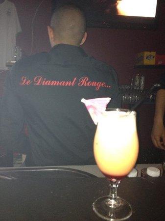 Chicha Diamant Rouge