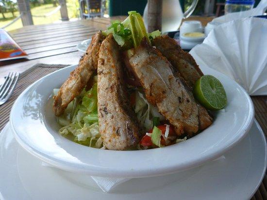 Bokissa Private Island Resort: lunch