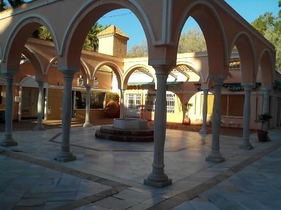 Uno de los toboganes fotograf a de playalinda hotel roquetas de mar tripadvisor - Hotel los patios almeria ...