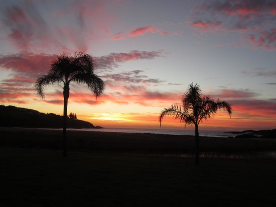 BIG4 Easts Beach Holiday Park: Sunrise