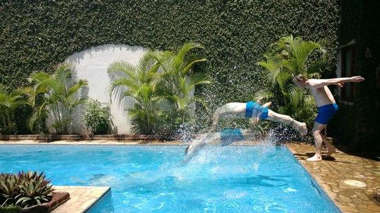 Hotel con Corazon: Frisse duik