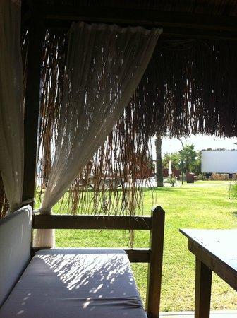 Club Sun Village: sun village poolblick