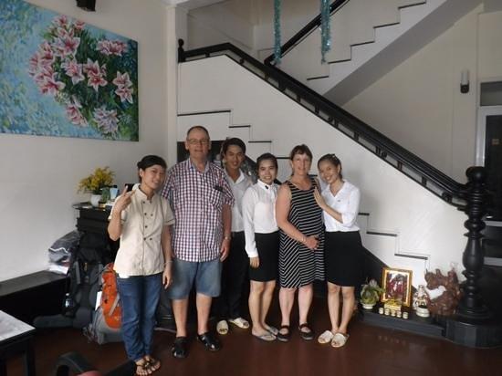 Jade Hotel: friendly staff