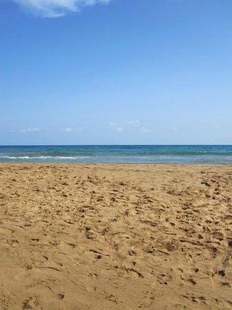 Playa de Calblanque: Plage sable naturel