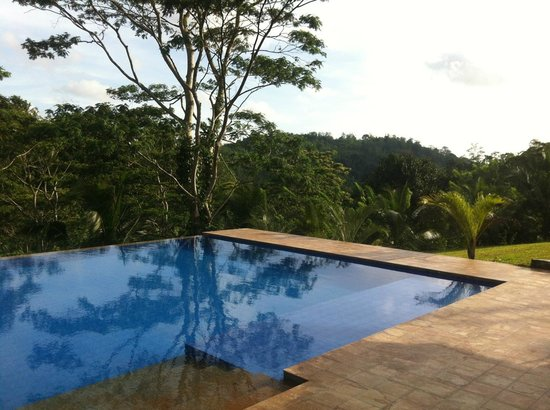 Niyagama House : The chlorine-free infinity pool