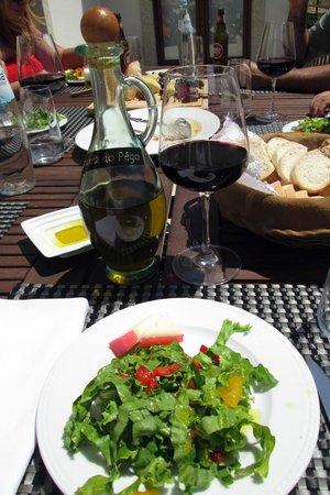 Quinta do Pego: Lunch