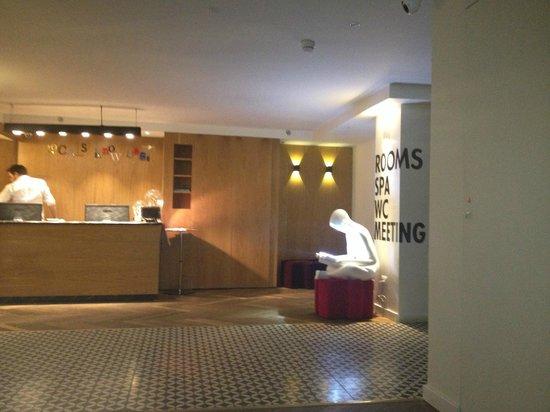 Shenkin Hotel: Lobby