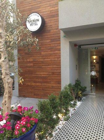 Shenkin Hotel: Vue extérieure