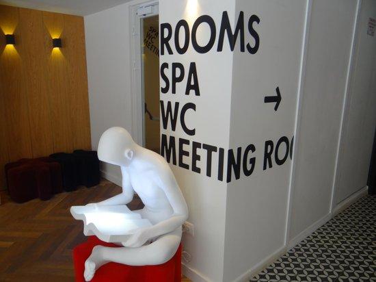Shenkin Hotel : Lobby
