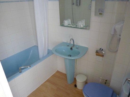 Hotel Le Plantagenet: Baño