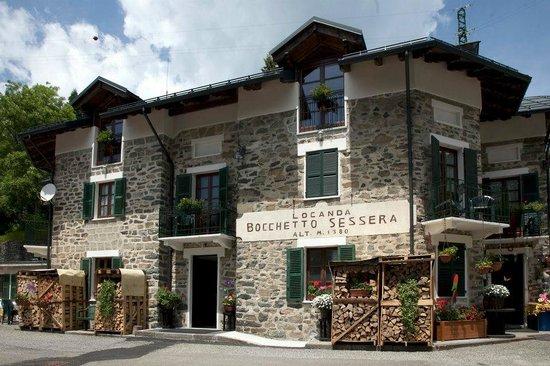 Hotel Ristorante Bar Bocchetto Sessera