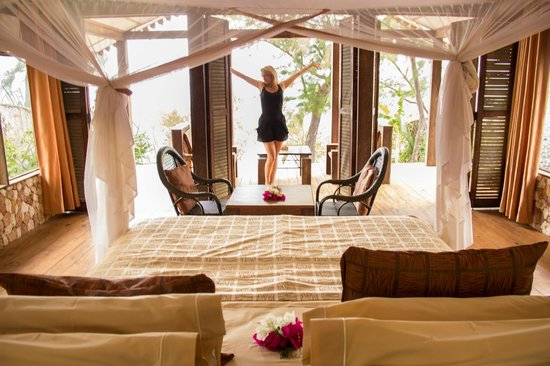 Seasons Lodge Zanzibar : Our room
