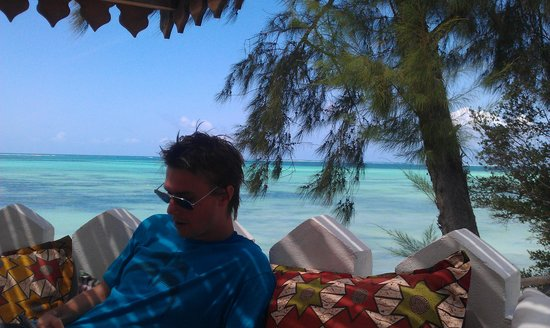 Seasons Lodge Zanzibar : Lunchtime