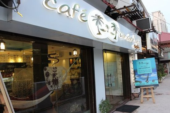 Image result for cafewanderlust gurgaon
