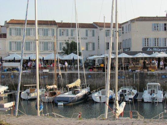 Hotel du Port : Hôtel Du Port Saint Martin de Ré