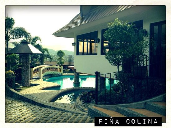 Pina Colina Resort: Pool area
