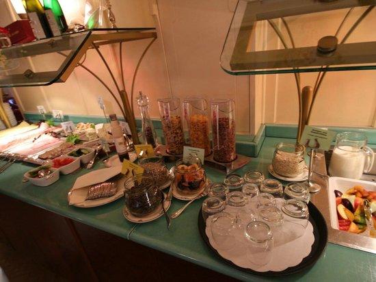 Parkhotel Meißen: Frühstücksbuffet